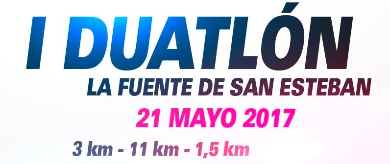 I Duatlón La Fuente de San Esteban