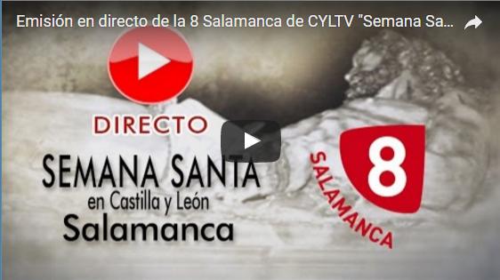 Vídeo reportaje sobre la representación de la Pasión de Semana Santa en la Fuente de San Esteban