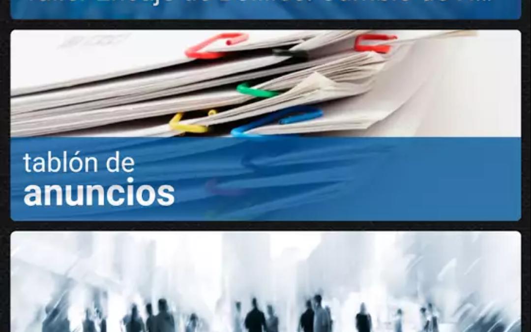 PRESENTACIÓN NUEVA APLICACIÓN MÓVIL DEL AYUNTAMIENTO DE LA FUENTE DE SAN ESTEBAN