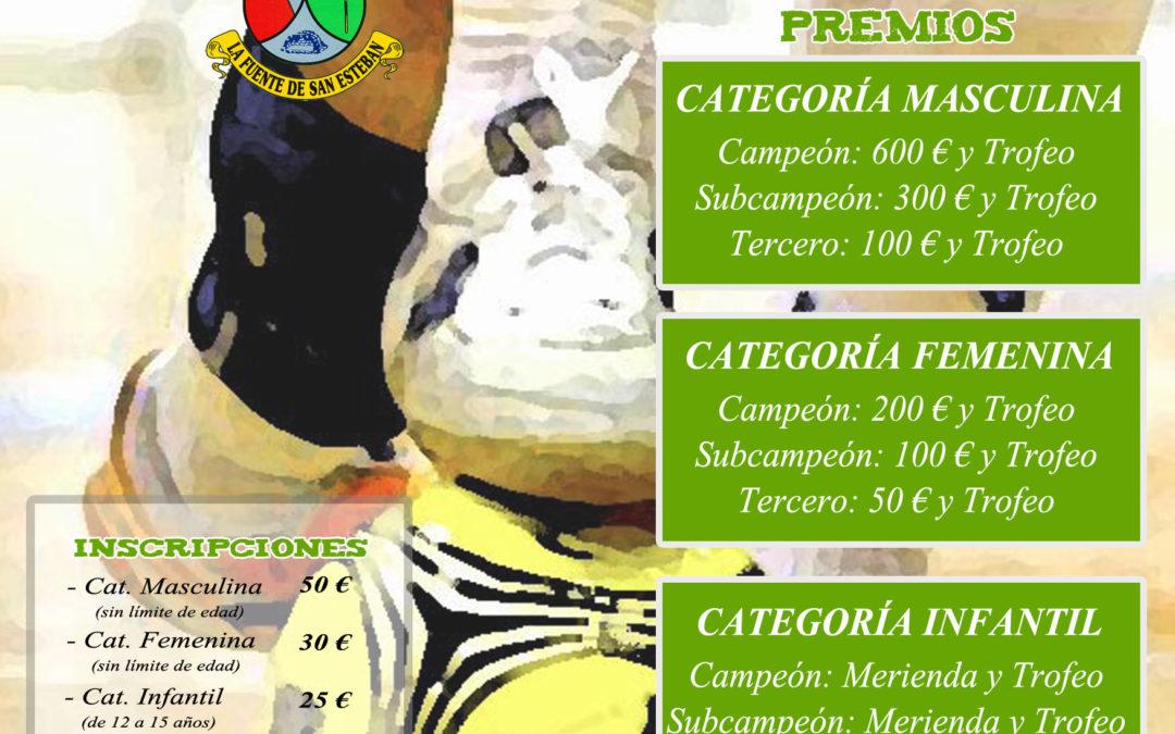 XXXI Campeonato de fútbol sala