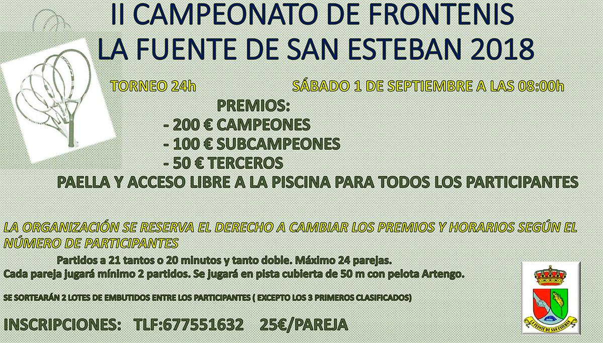 Campeonato Frontenis