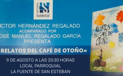 Presentación del libro Relatos del café de otoño