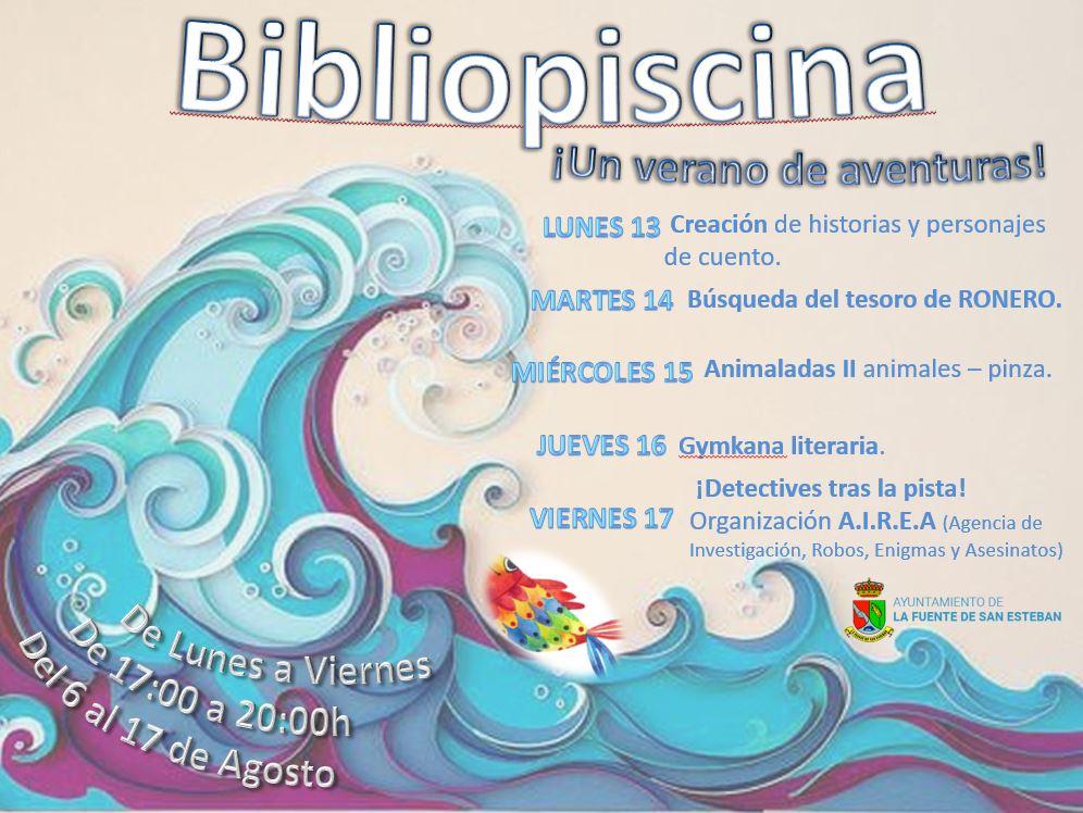 bibliopiscinas