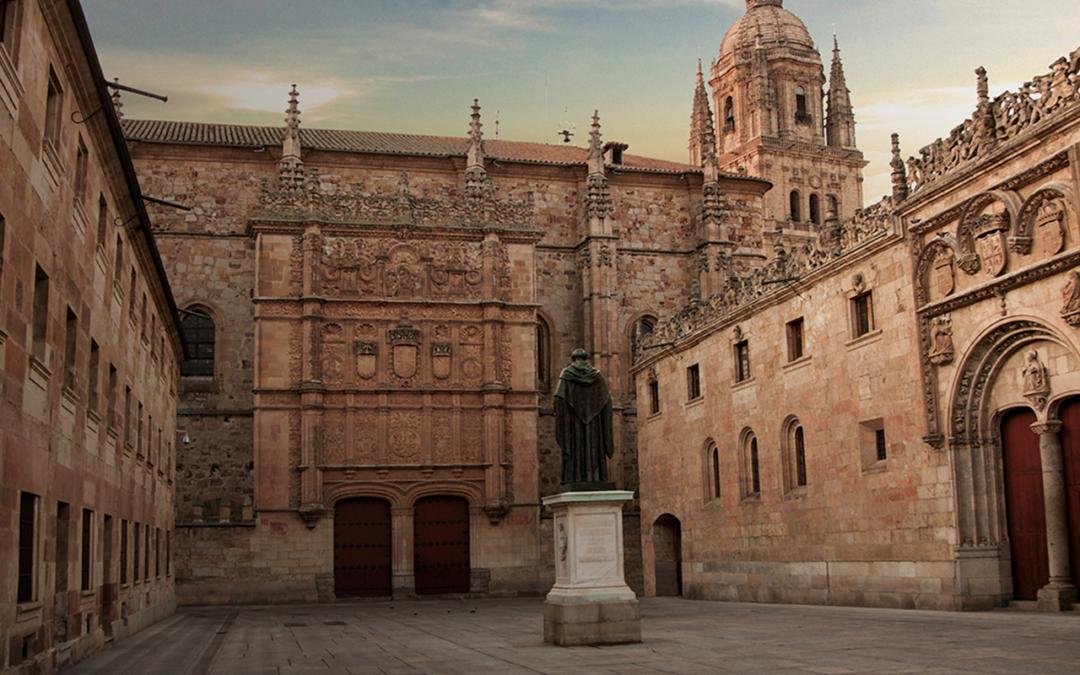 Visita a la Universidad de Salamanca