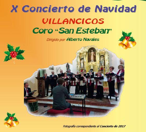 X Concierto de Navidad