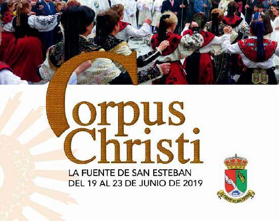 Programa Fiestas Corpus Christi 2019