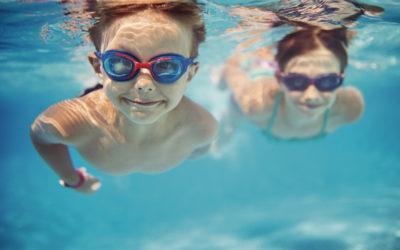 Cursos de natación y aquagym