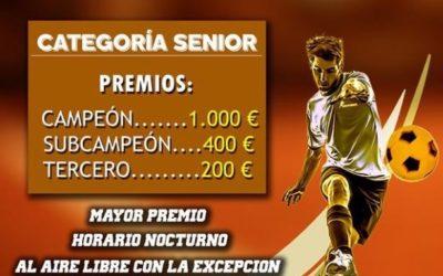 XXXII Campeonato Fútbol Sala Senior