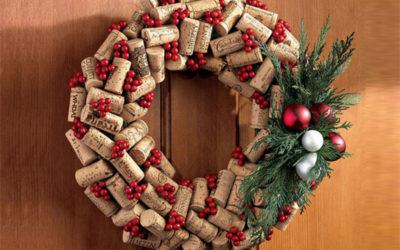 Taller de reciclaje: Decoración de Navidad