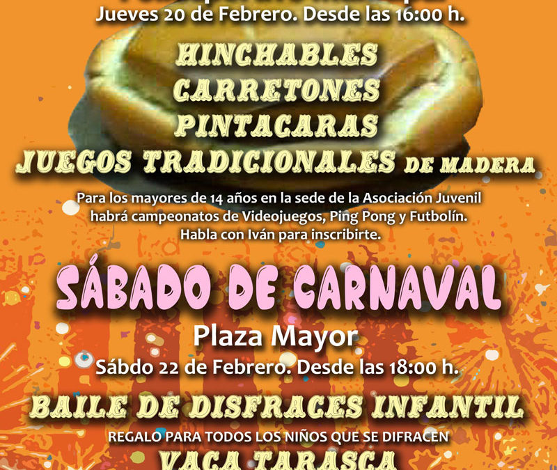 carnaval-la fuente de san esteban