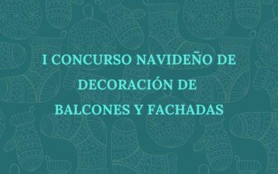 I Concurso navideño de decoración de balcones y fachadas