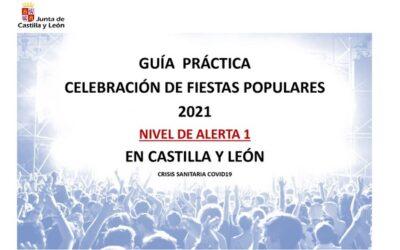 Guía práctica para la celebración de fiestas y eventos